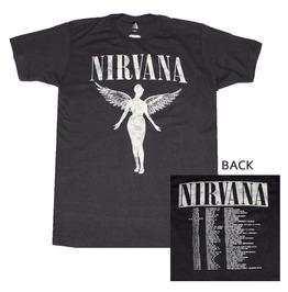 Nirvana In Utero Tour T Shirt
