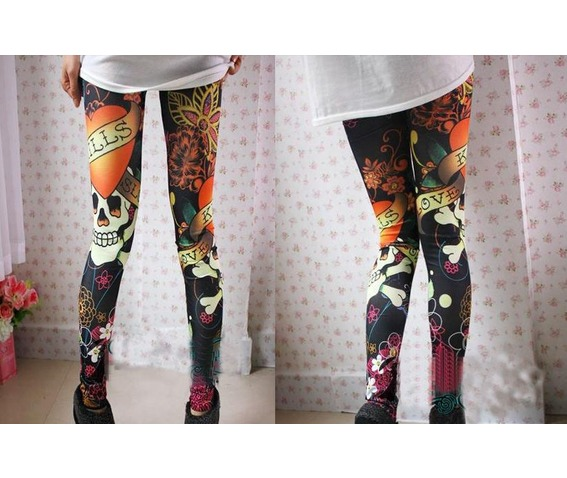 new_multi_color_skull_tight_leggings_leggings_3.JPG