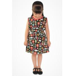 Girl's Superhero Dress