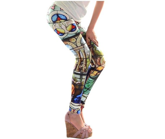 new_colorful_print_tight_leggings_leggings_3.JPG