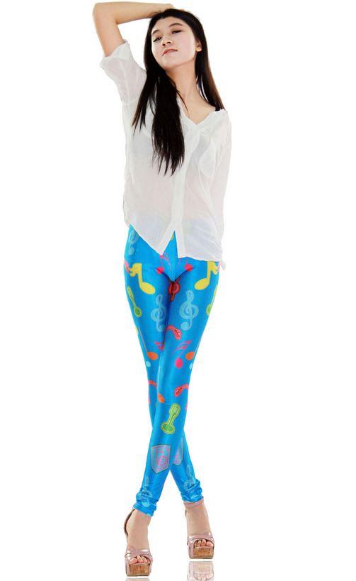 new_musical_note_print_blue_tight_leggings_leggings_5.JPG
