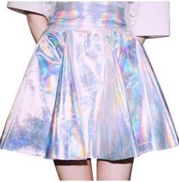 Cool Hologram Skirt