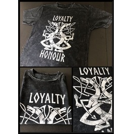 Loyalty & Honour, By Ink Tee, Our Sister Brand, Men's T Shirt