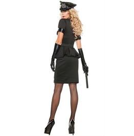 Dark Forest Womens Cosplay Cop Office Uniform Costumes