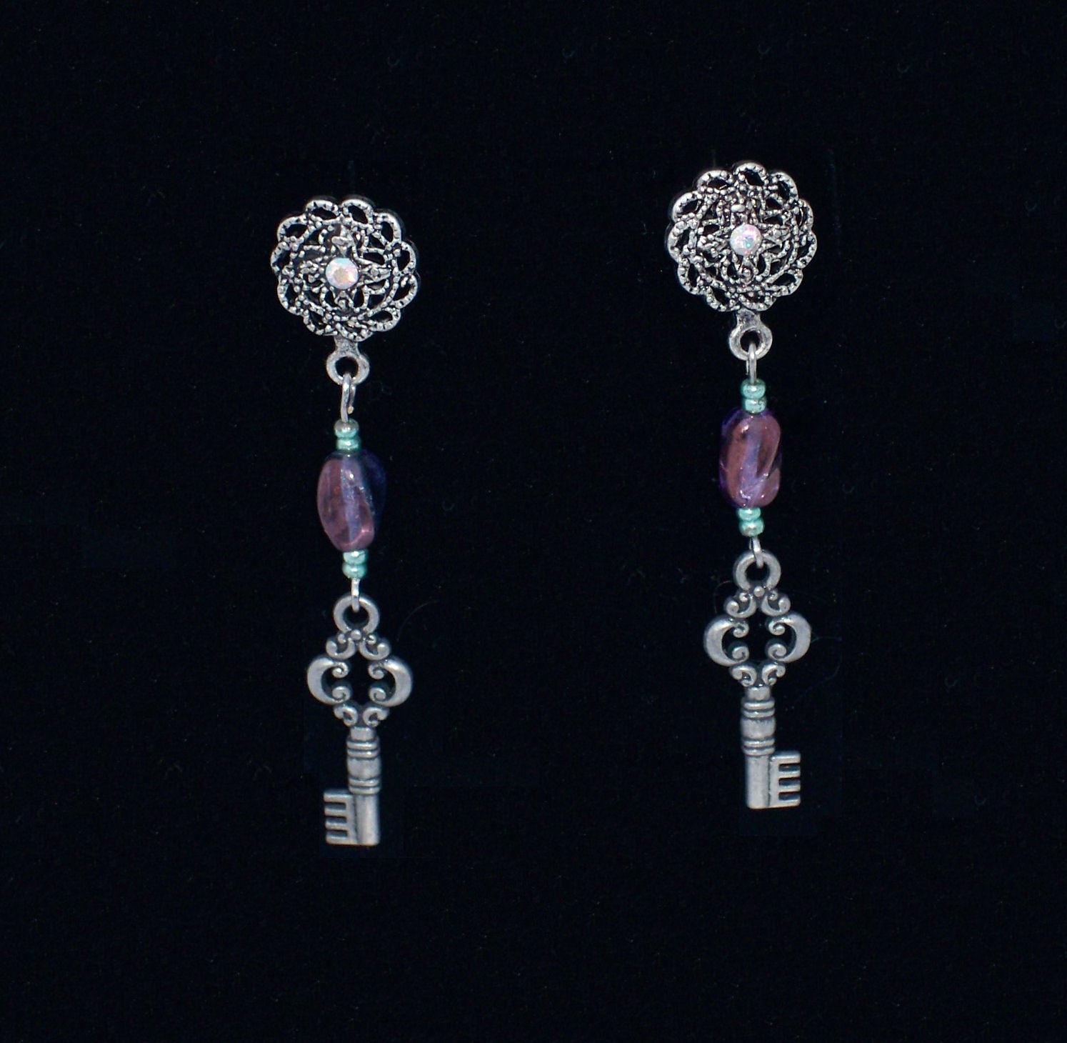 purple_drop_stone_skeleton_key_earrings_6.jpg
