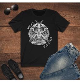 Baphomet T Shirt Satanic Shirt Goat Satanic Clothing Gothic Shirt