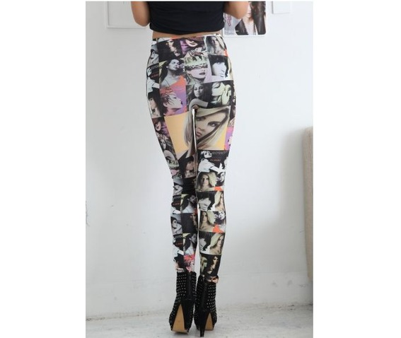 new_women_face_print_tight_leggings_leggings_5.JPG