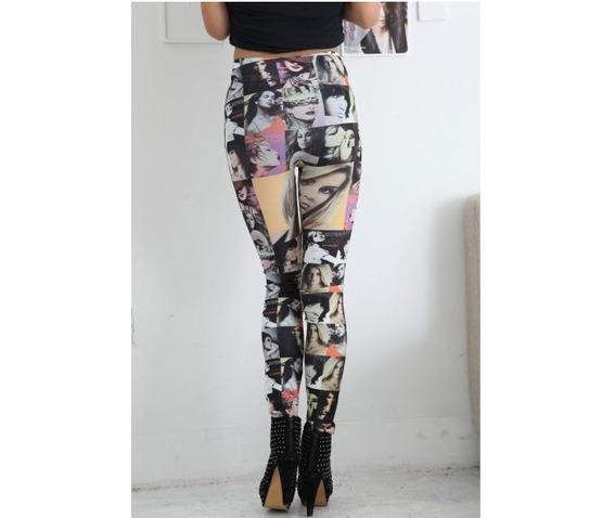 new_women_face_print_tight_leggings_leggings_5.JPG