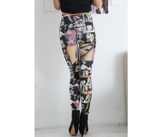 new_women_face_print_tight_leggings_leggings_3.JPG