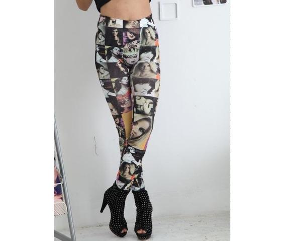 new_women_face_print_tight_leggings_leggings_2.JPG