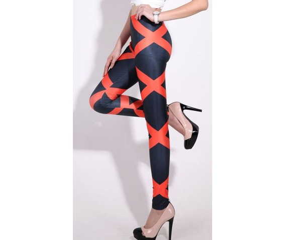 new_red_zig_zag_stripes_tight_leggings_leggings_6.JPG