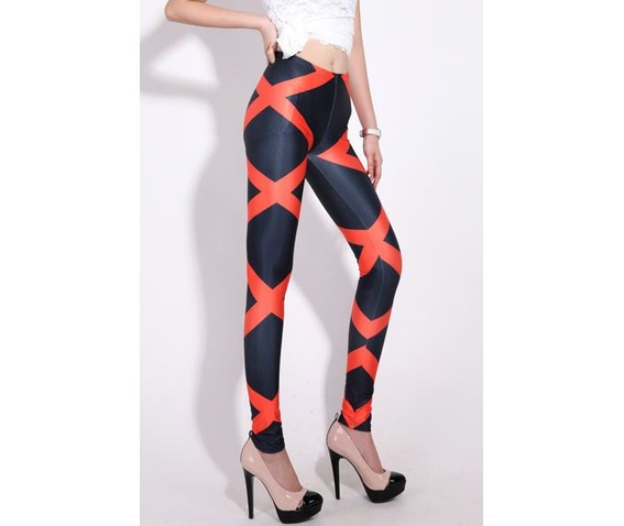 new_red_zig_zag_stripes_tight_leggings_leggings_3.JPG