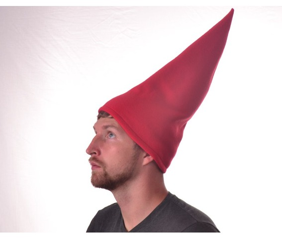 tall_red_gnome_hat_conical_pointed_hat_cone_shaped_hats_caps_6.JPG