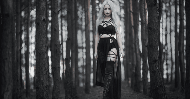 Strap in: How to Style a Gothic Harness