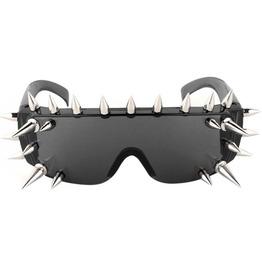 Gothic Steampunk Hip Hop 17 21 25 Pieces Rivet Goggles