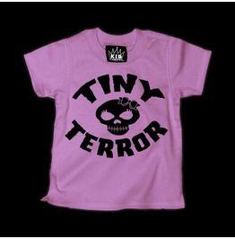 Tiny Terror Pink Cartel Ink