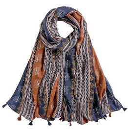 Women's Festival Autumn Winter Scarves for Shawls and Wraps