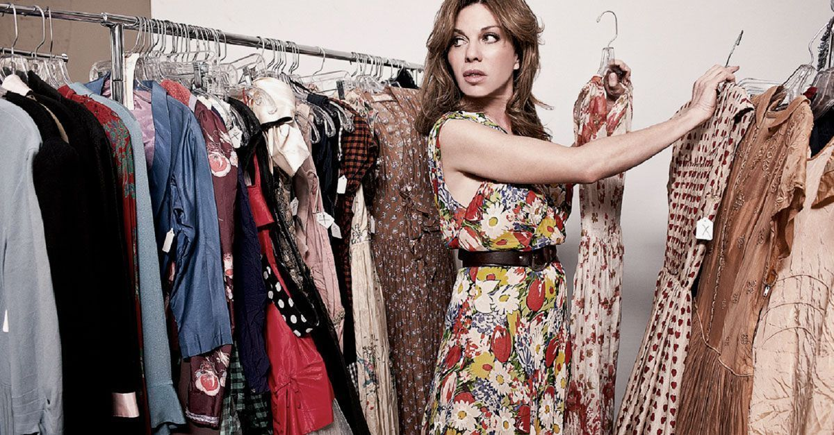 Thrift store shopping tips and tricks