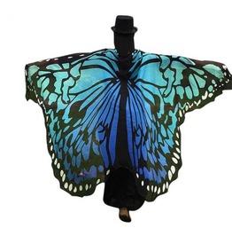 Butterfly shawl pa uelo mariposa wh136 rebelsmarket