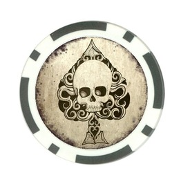 Ace Poker Chip