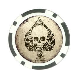 Ace Poker Chip