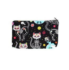 Day of the Dead Kittens Wallet