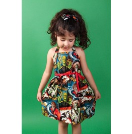 Monsters Girls Dress