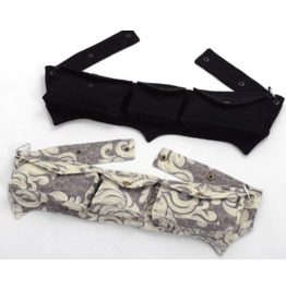 Dark Forest Elegant Accessory Waist Utility Belt Bag