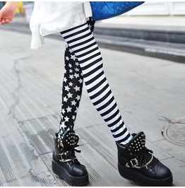 Stars and Striped Tight Leggings