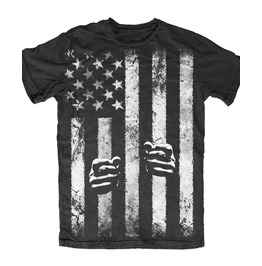 Stars and Restraints Men's T-Shirt