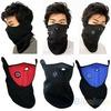Winter ski snowboard half face masks scarf red blue black rebelsmarket
