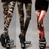 Women camouflage army print legging tight pants rebelsmarket