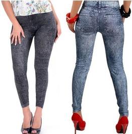 Skinny Leggings Jeggings Jeans Stretch Pants