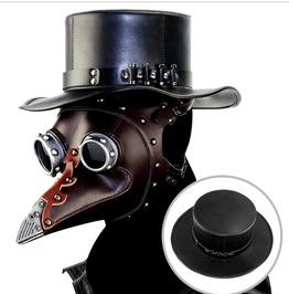 Halloween Punk Magic Hat Gentleman Hat Dance Party Props