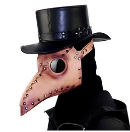 Steampunk Plague Beak Mask Halloween Props