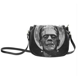 Frankenstein Monster Saddle Bag