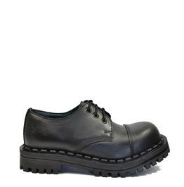 Hilotu Mens Prom Shoes Casual Individual Rivet Sequins Low Top Oxfords