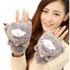 Cute animal alpaca gloves rebelsmarket