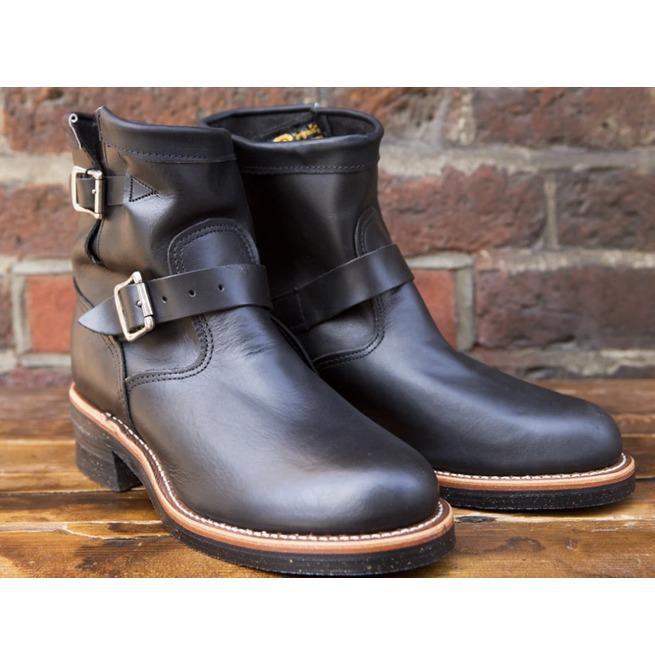 Biker Boots for Men, Handmade Mens
