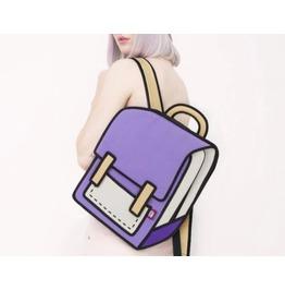 Cartoon 3D Backpack