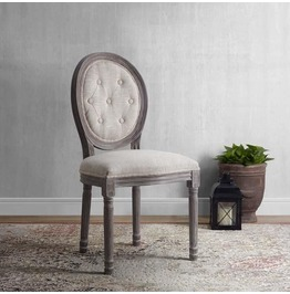 Arise Vintage French Upholstered Dining Side Chair