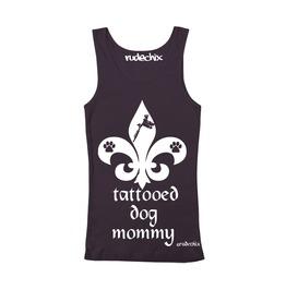 Tattooed Dog Mommy Tank