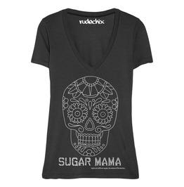 Sugar Mama V Neck