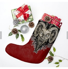 Krampus Christmas Stocking