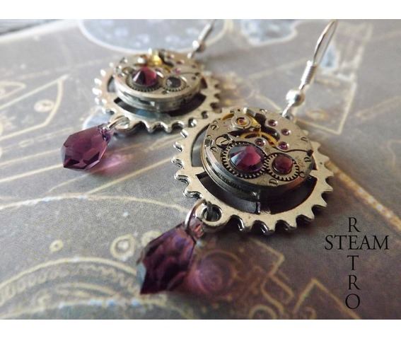 steampunk_watch_movement_amethyst_swarovski_earrings_earrings_2.jpg