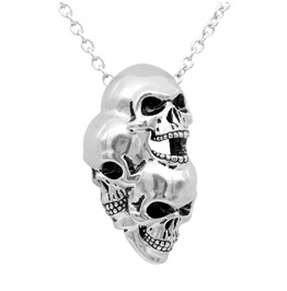 YOGA CAT SKELETON NECKLACE BY CONTROSE