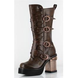 Hades Shoes Harajuku Steampunk Platform Boots