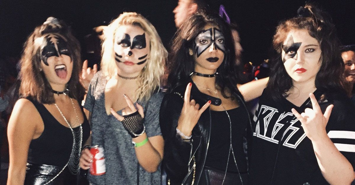 Spooky but stylish halloween costume ideas you can wear all year round