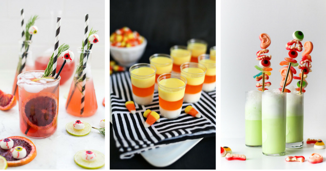 10 Creative Halloween Cocktails For A Chilling Night In