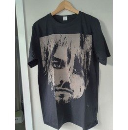 Kurt Cobain Nirvana Band Rock Alternative Style T Shirt